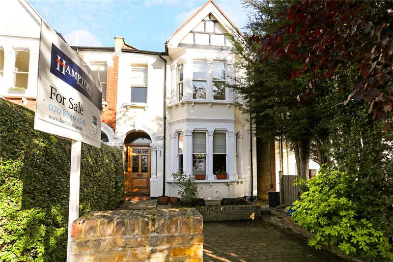 5 Bedrooms Semi Detached House for sale in Montague Road, Ealing, W13