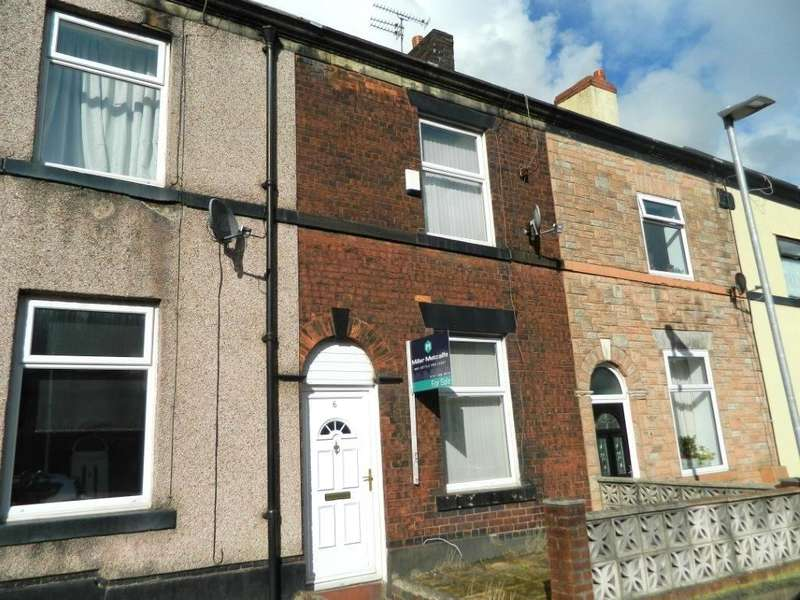 2 Bedrooms Terraced House for sale in Merton Street, Bury, BL8