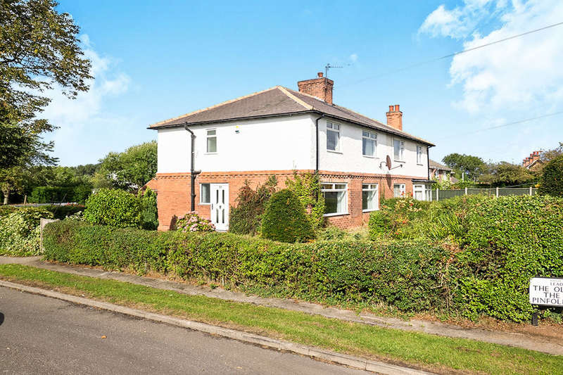 3 Bedrooms Semi Detached House for sale in Bingham Road, Cotgrave, Nottingham, NG12