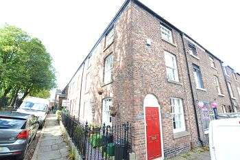 3 Bedrooms End Of Terrace House for sale in St George's Street, Macclesfield