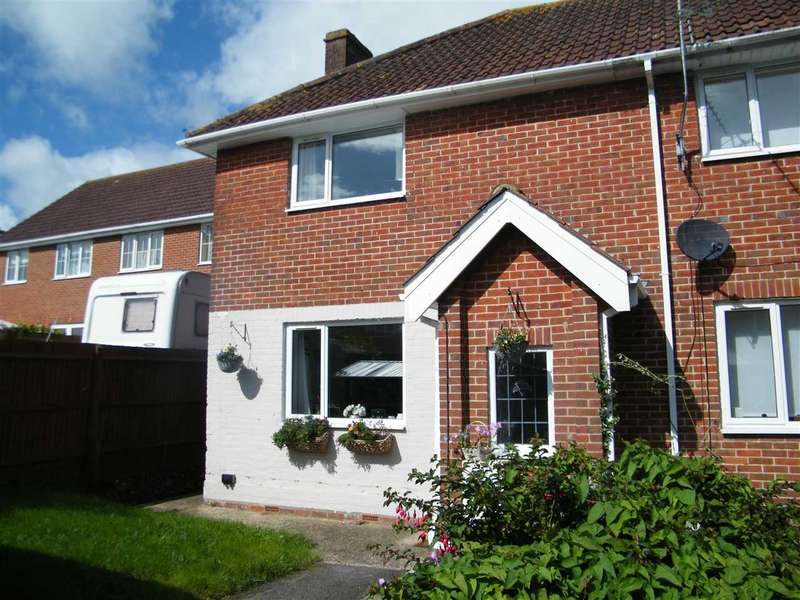 2 Bedrooms Terraced House for sale in Adams Close, Perham Down