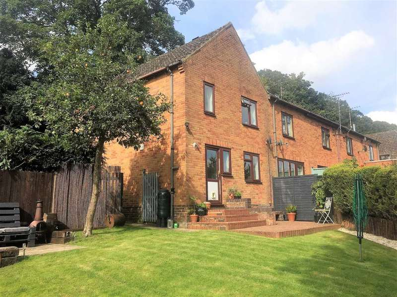 3 Bedrooms End Of Terrace House for sale in The Rookery, Whitchurch