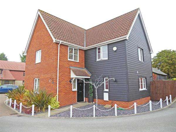3 Bedrooms Detached House for sale in Bakers Mill, Elmswell, BURY ST. EDMUNDS IP30 9HU