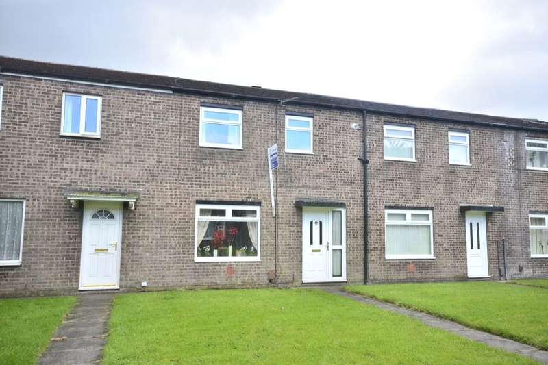3 Bedrooms Property for sale in Heron Avenue, Farnworth, Bolton, BL4