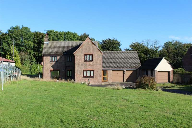 3 Bedrooms Detached House for sale in Wareham Road, Owermoigne, DORCHESTER, Dorset