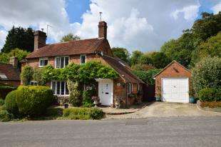 2 Bedrooms Semi Detached House for sale in Spring Cottage, Halley Road, Old Heathfield, East Sussex