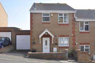 3 Bedrooms End Of Terrace House for sale in Badgers Close, Newhaven, East Sussex, .