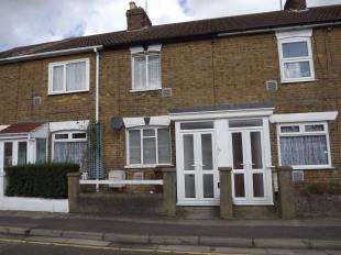 2 Bedrooms Terraced House for sale in Longley Road, Rainham, Gillingham, Kent