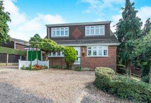 4 Bedrooms Detached House for sale in Whybornes Chase, Minster, Sheerness, Kent