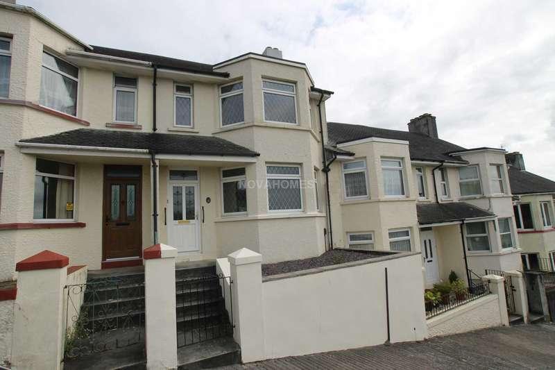 3 Bedrooms Terraced House for sale in Tamar Avenue, Keyham, PL2 1NN