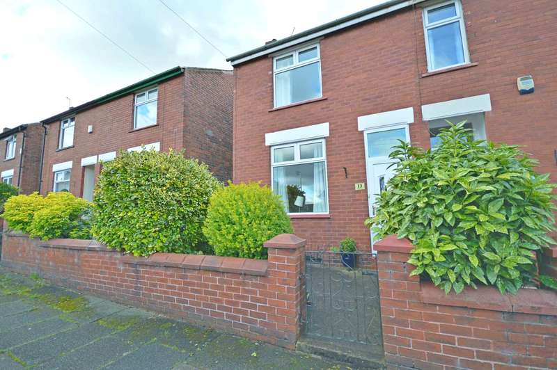 2 Bedrooms Semi Detached House for sale in Hillington Road, Edgeley