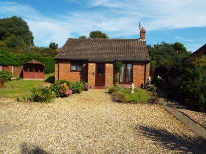 4 Bedrooms Bungalow for sale in Fakenham, Norfolk