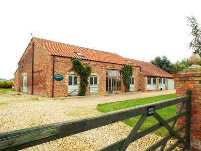 5 Bedrooms Barn Conversion Character Property for sale in Wiggenhall St. Mary The Virgin, King's Lynn, Norfolk