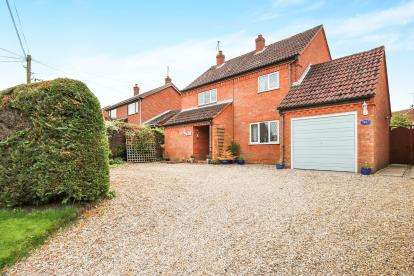 3 Bedrooms Detached House for sale in North Elmham, Dereham