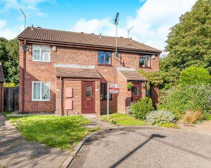 2 Bedrooms Terraced House for sale in Sellers Grange, Orton Goldhay, Peterborough, Cambridgeshire
