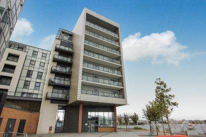 2 Bedrooms Flat for sale in Duncansby House, Ferry Court, Cardiff, Caerdydd