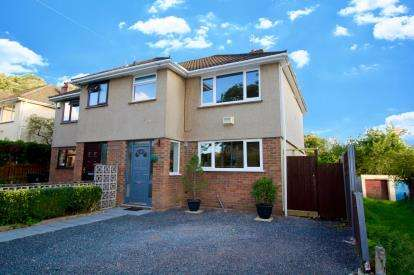 3 Bedrooms Semi Detached House for sale in Ham Lane, Stapleton, Bristol