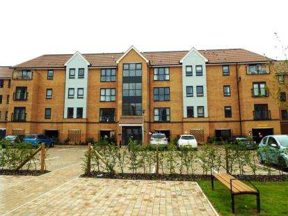 1 Bedroom Flat for sale in Marbled White Court, Little Paxton, St Neots, Cambridgeshire