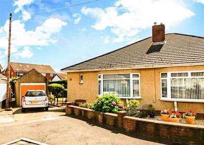 3 Bedrooms Bungalow for sale in Glen Park Gardens, St George, Bristol, United Kingdom