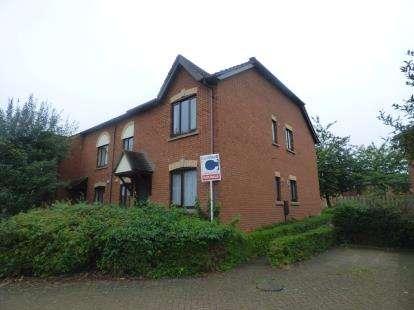 1 Bedroom Maisonette Flat for sale in Wadhurst Lane, Kents Hill, Milton Keynes, Buckinghamshire