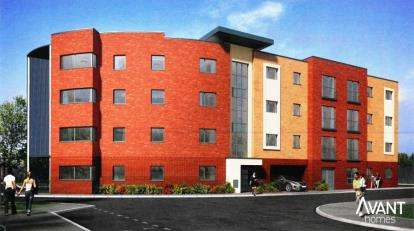 1 Bedroom Flat for sale in Life, Off Bowling Green Lane, Bletchley, Milton Keynes