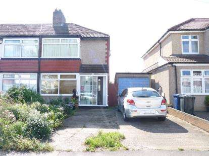 2 Bedrooms End Of Terrace House for sale in Perimeade Road, Perivale, Greenford, Middlesex