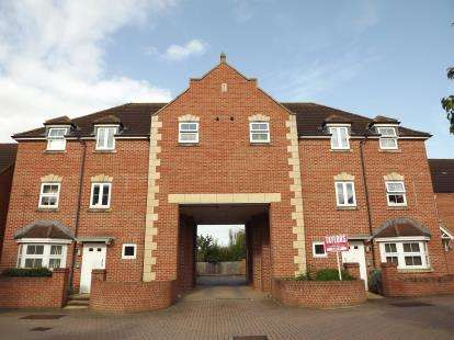 1 Bedroom Flat for sale in Marham Drive, Kingsway, Gloucester, Gloucestershire