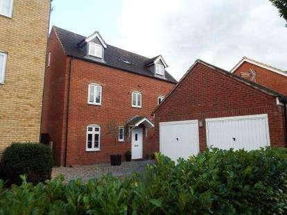 4 Bedrooms Detached House for sale in Mendip Way, Stevenage, Hertfordshire, England