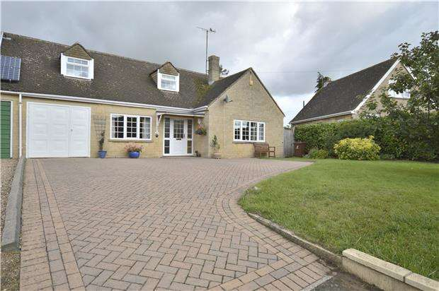 4 Bedrooms Semi Detached House for sale in Malleson Road, Gotherington, GL52 9ER