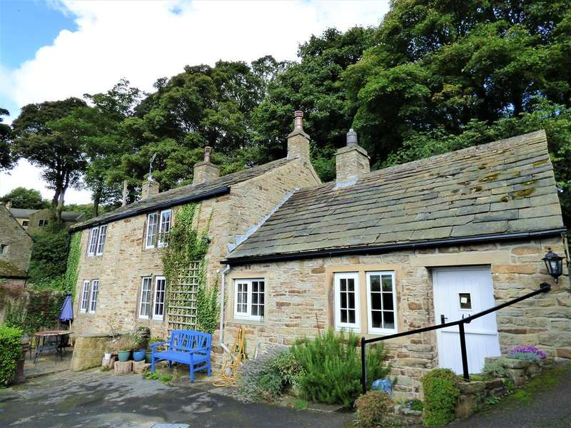 3 Bedrooms Detached House for sale in Aireview Cottage. Kildwick