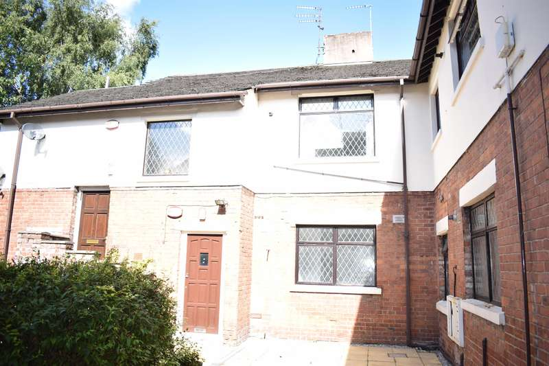 1 Bedroom Flat for sale in Wellmead Close, Manchester, M8 8BS