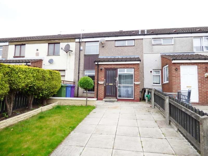 3 Bedrooms Terraced House for sale in Damson Road, Liverpool, Merseyside, L27