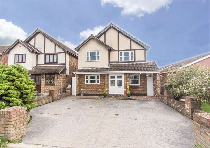 4 Bedrooms Detached House for sale in Tabora Avenue, Canvey Island, SS8
