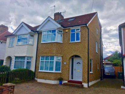 4 Bedrooms Semi Detached House for sale in The Chase, Edgware