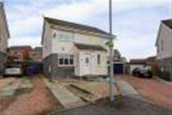 2 Bedrooms Semi Detached House for sale in Rigg Crescent, CUMNOCK