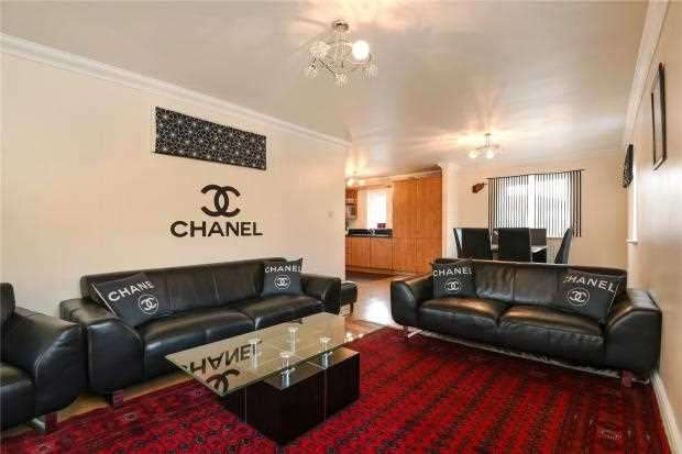 2 Bedrooms Apartment Flat for sale in Orchard Gate, Fentiman Way