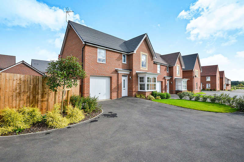 4 Bedrooms Detached House for sale in Sabina Road, Hucknall, Nottingham, NG15