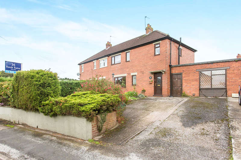 3 Bedrooms Semi Detached House for sale in Waggs Road, Congleton, CW12