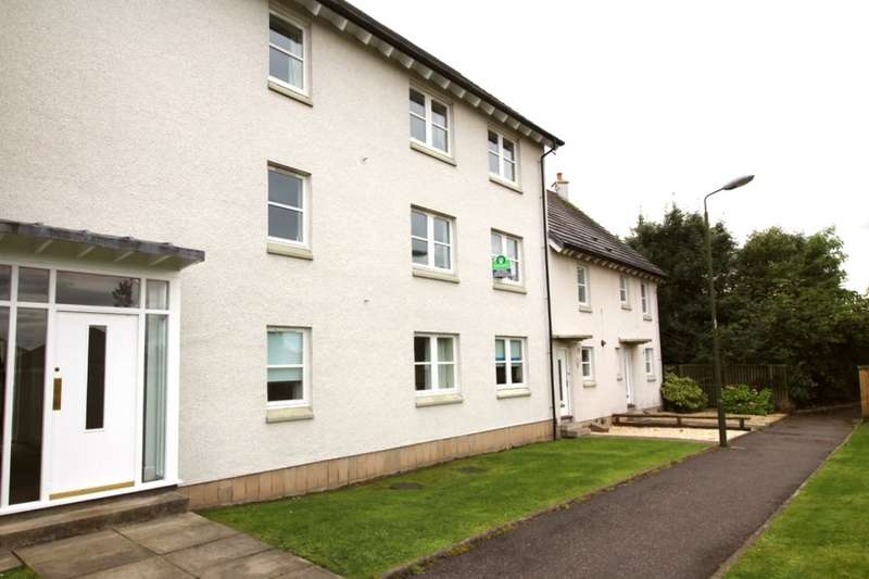 2 Bedrooms Flat for sale in Hillside Grove, Bo'ness, EH51