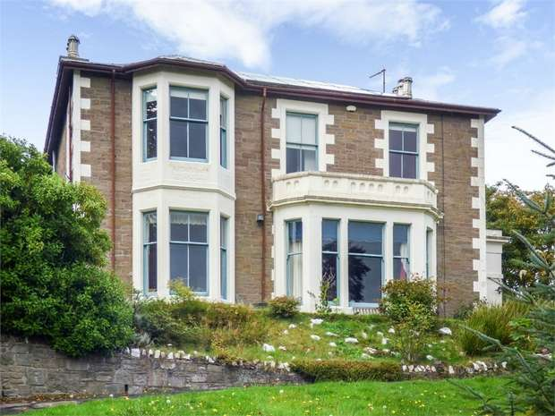6 Bedrooms Detached House for sale in Dundee Road, Broughty Ferry, Dundee, Angus