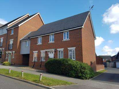 5 Bedrooms Link Detached House for sale in Stowmarket, Suffolk