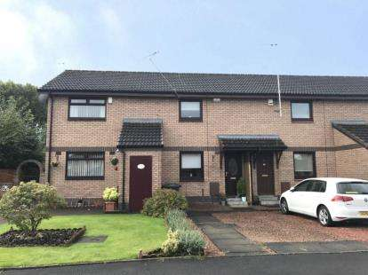 1 Bedroom Terraced House for sale in Fisher Drive, Paisley, Renfrewshire
