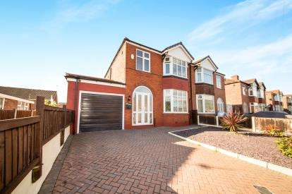 3 Bedrooms Semi Detached House for sale in Peel Green Road, Eccles, Manchester, Greater Manchester