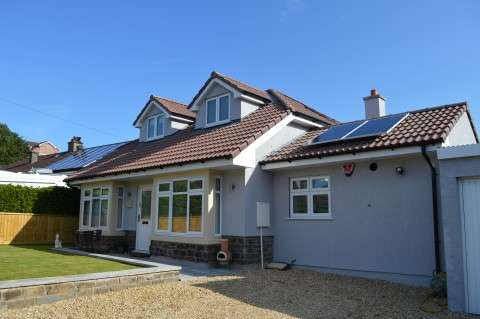 3 Bedrooms Detached House for sale in Underwood Avenue, Worlebury, Weston-super-Mare