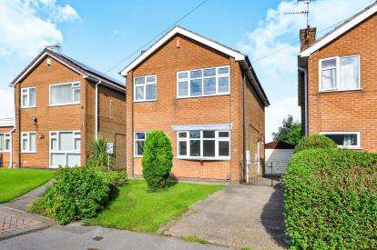 3 Bedrooms Detached House for sale in Birchwood Drive, Sutton-In-Ashfield, Nottinghamshire, Notts