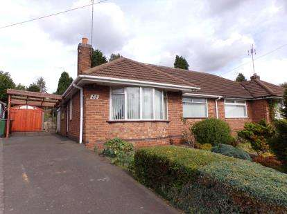 2 Bedrooms Bungalow for sale in Rutland Drive, Thurmaston, Leicester, Leicestershire