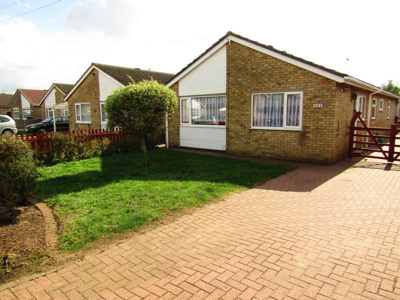 2 Bedrooms Bungalow for sale in Teal Road, Whittlesey, PE7