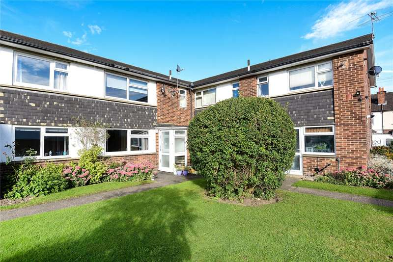 2 Bedrooms Apartment Flat for sale in Vincent Court, Hilliard Road, Northwood, Middlesex, HA6