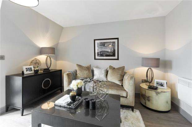 1 Bedroom Apartment Flat for sale in Grenville Place, Bracknell