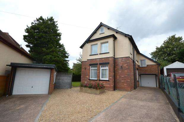 4 Bedrooms Detached House for sale in Sylvan Avenue, Pennsylvania, Devon